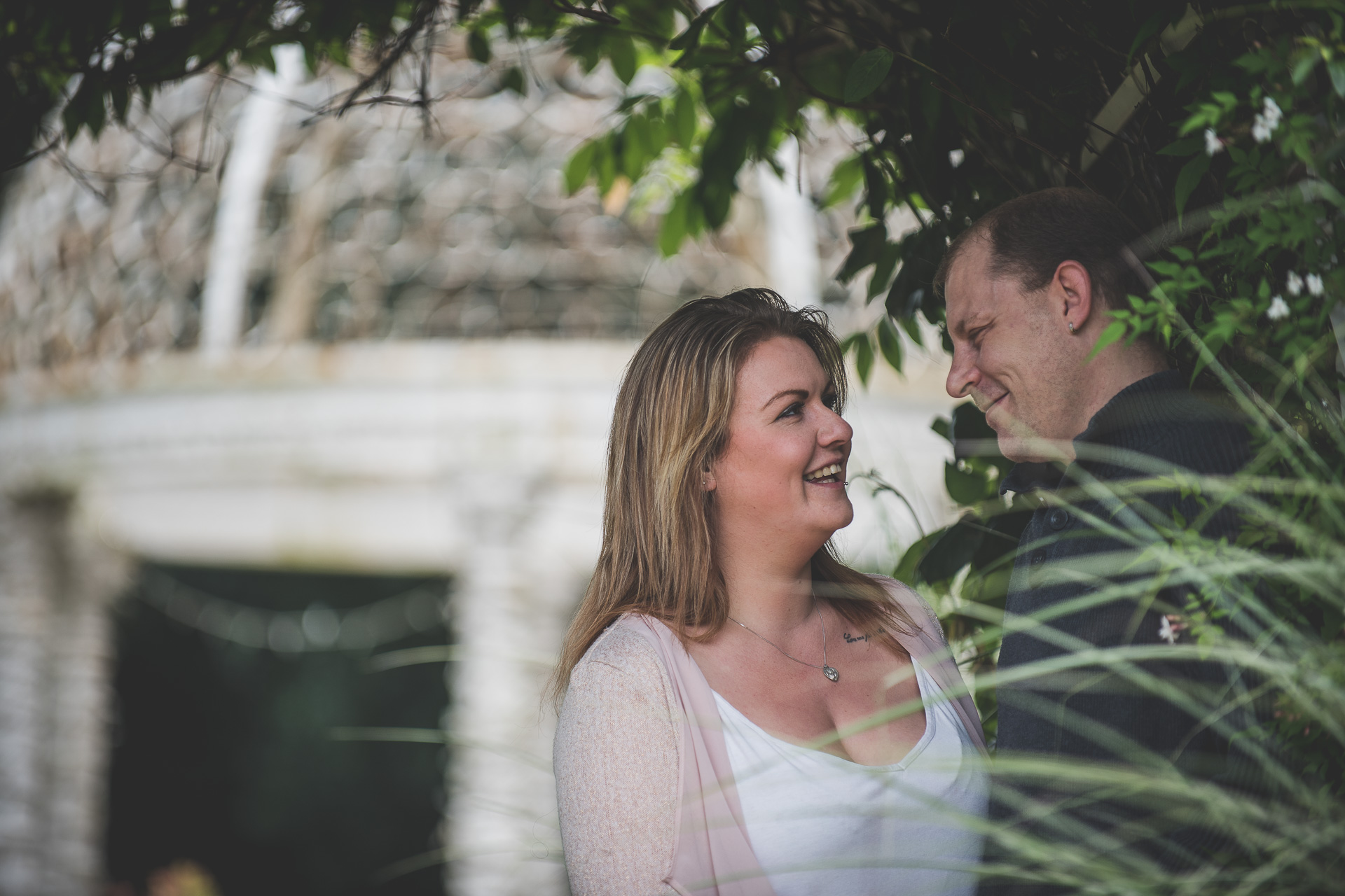 St Catherine's Hospice Pre-Wedding Shoot | Jess & Paul
