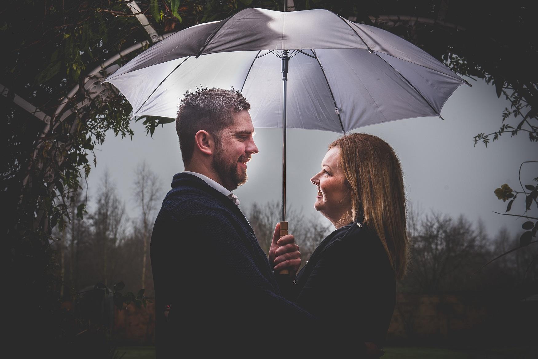 St Catherines Hospice Pre-Wedding Shoot | Naomi & Dan