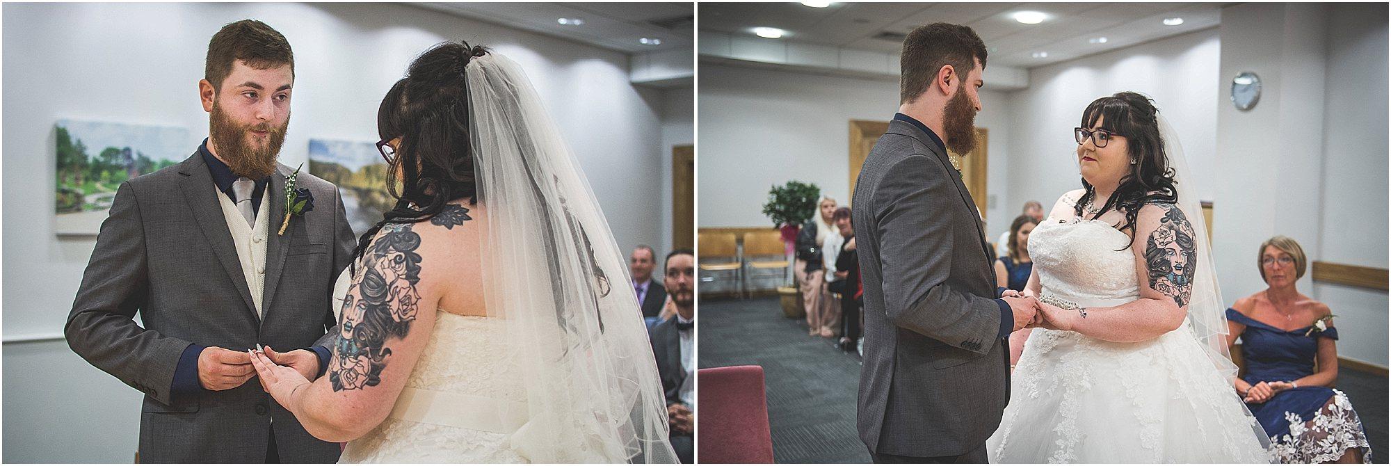 Preston Wedding Photography