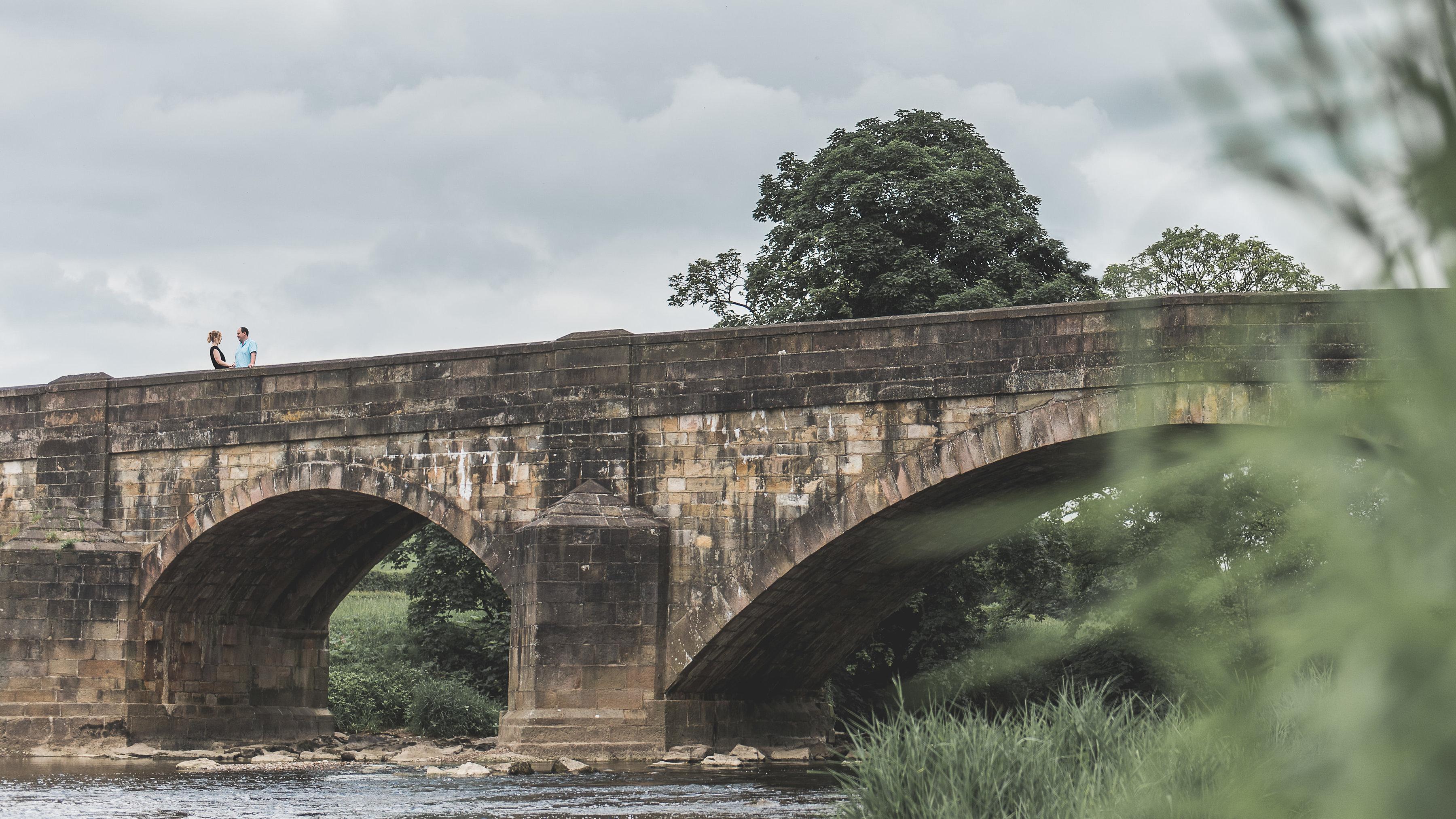 Edisford Bridge Engagement Shoot | Olivia & Tommy