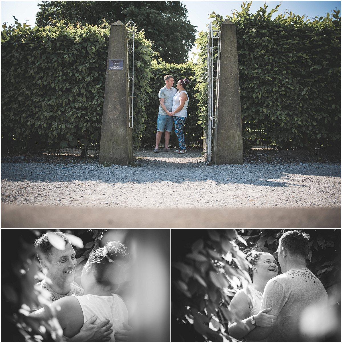 Worden Park Maze - Couples Shoot