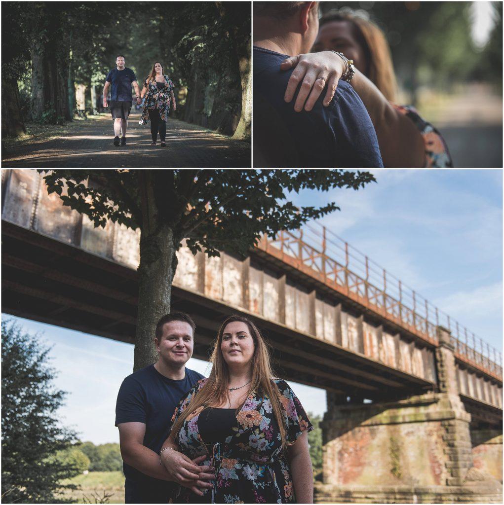 Avenham Park Pre-Wedding Shoot